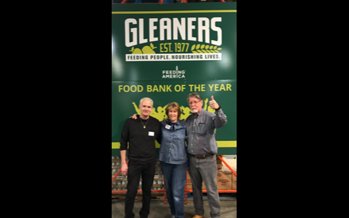 Gleaners Volunteer Event - February 21, 2020